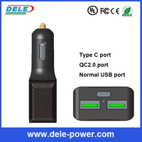 car charger mobile phone accessory yiwu for charger 18650 and cell phone case