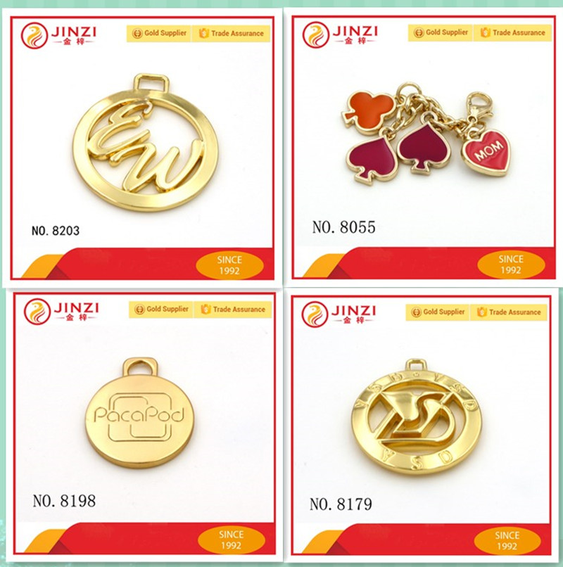 Top quality and wholesale price zinc alloy charms,zinc alloy tags with trade assurance