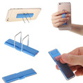Finger Grip One Handed Mobile Phone Holder Mini Desktop Stand for iPhone