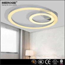 Surface Mounted LED Circle Ring Light Modern Ceiling Lamp Meerosee Factory Supply MD2449
