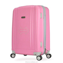 2016 Fancy Colorful ABS Hard Shell Spinner Luggage