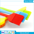 customer fondness Non stick multifunctional silicone bbq sauce brush with different materia