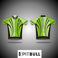 Cheap manufacturer custom quick dry polyester cycling jersey
