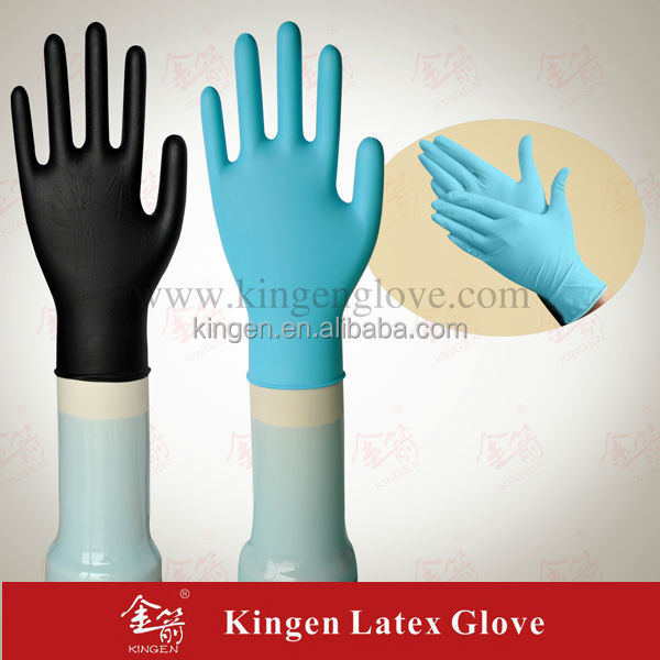 disposable gauntlet nitrile gloves long nitrile gloves