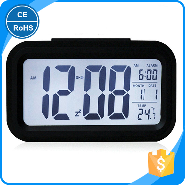 Most popular Desk calendar humidity thermometer am pm clock