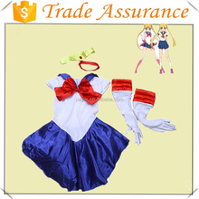 Cosplay Animation Sexy Sailor Moon Costume