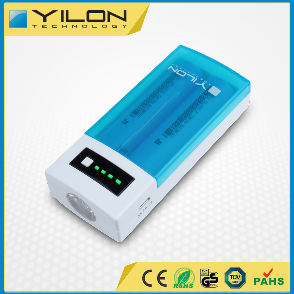 Europe Market Durable 5200mah Power Bank For Mobile Phone