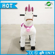 High quality ride on horse toy pony!! Electric ride on animal toy for sale, commercial kids ride on horse!!