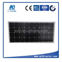 High Efficiency Solar mono Cell 130W with Best Quality