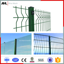 Garden High Security Cheap PVC Coated Paladin Fence