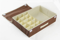 Fashion contracted design Socks Organizer underwear Storage boxs closet container