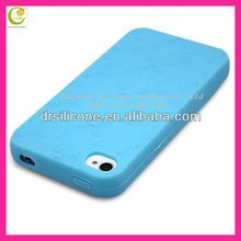 2012 top quality silicone cell phone 3d cases for iphone4/4s