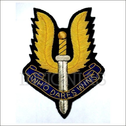 Special Air Service Blazer Badge