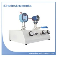 HS318 electric pneumatic comparator in laboratory