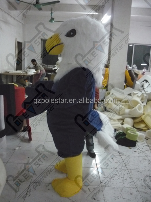 fly bird hawk mascot costumes