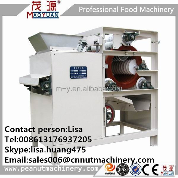 broad bean cutting machine/broad bean cutter