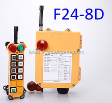 Radio Remote Control For Crane, AC110V / AC380V 1 transmitter with 1 receiver wireless control for crane
