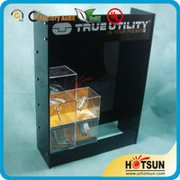 New promotional China acrylic cosmetic display cabinet/cigarette display cabinet/mobile phone display cabinet