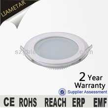 High power dimmable 3 years warranty cob led downlight fitting