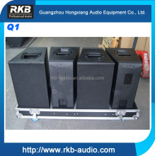 Q1 professional speaker boxes line array
