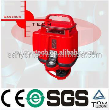 SR10 Cheap Electronic rotating construction laser level