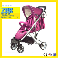 China supplier easy to install european baby stroller tricycle