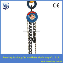 HS type 2 ton chain pulley block