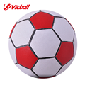 reclaimed leather laminated soccer balls cheap soccerball