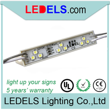 12v 0.72watt everlight 3528 led modules suppliers for signage