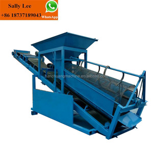 Drum type sand screening machine/ Sand vibrating screen separator