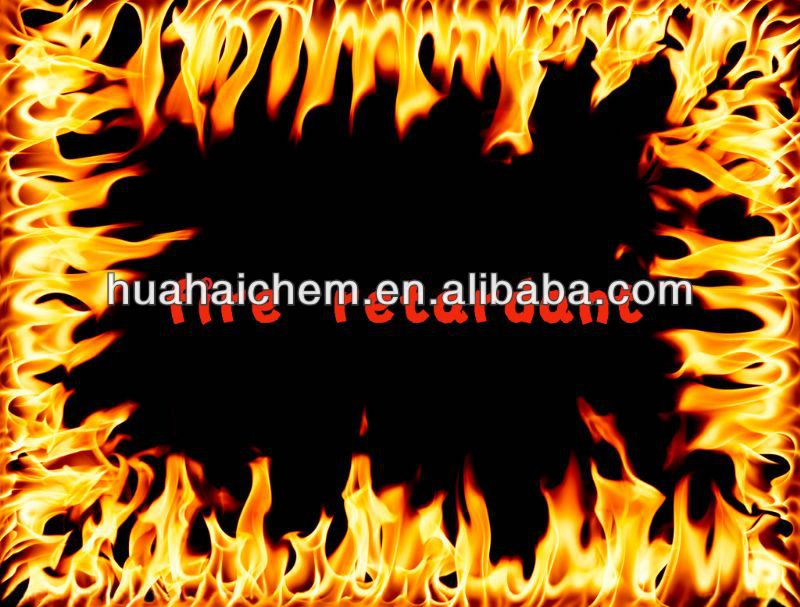 new flame retardant 2013 used in fire extinguisher chemicals