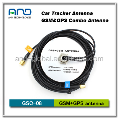 Magnetic GPS &GSM 2 in one antenna wifi for car/tv