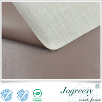 Washable PU synthetic leather leather for bags leather eco bag fabric