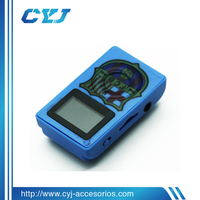 Fashional and protable in cool shape Mini clip mp3 player user manual