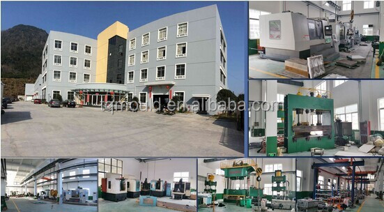 Plastic mould maker factory