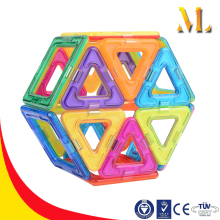 Hot Sale Educational Magnetic Buliding Tile for kids