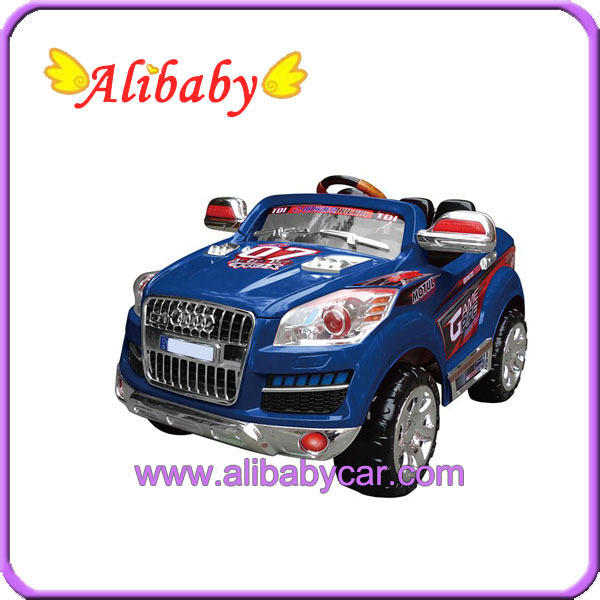 Alison hot selling C00211 cheap 12V rechargeable battery children electric car price