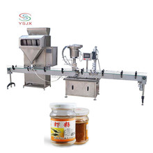 custom made gravity automatic particle coffee beans/pet feed pellet filling and packing machine