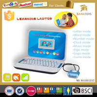 Intelligent child laptop learning english conversation 4age kid laptop