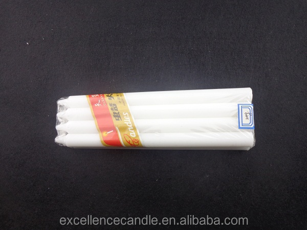 2014 artificial white candles