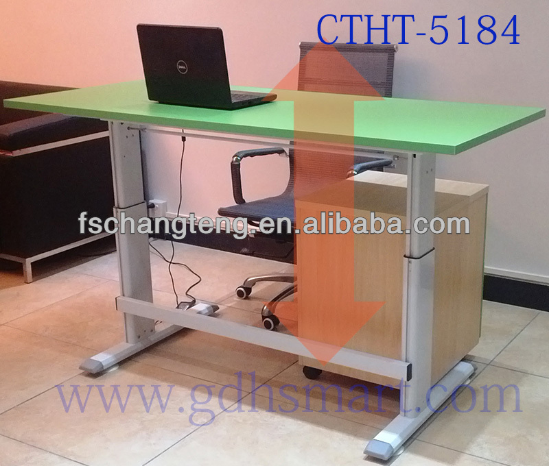 Ris-Orangis low price different height computer desk&Ermont many height computer desk&Saumur office computer desk many high