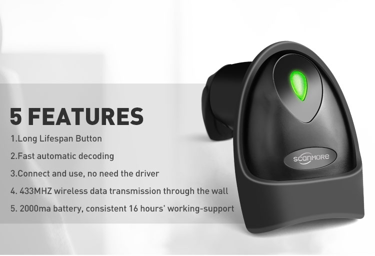 Cheaper 2d pos barcode scanner QR code scanner for pos terminal