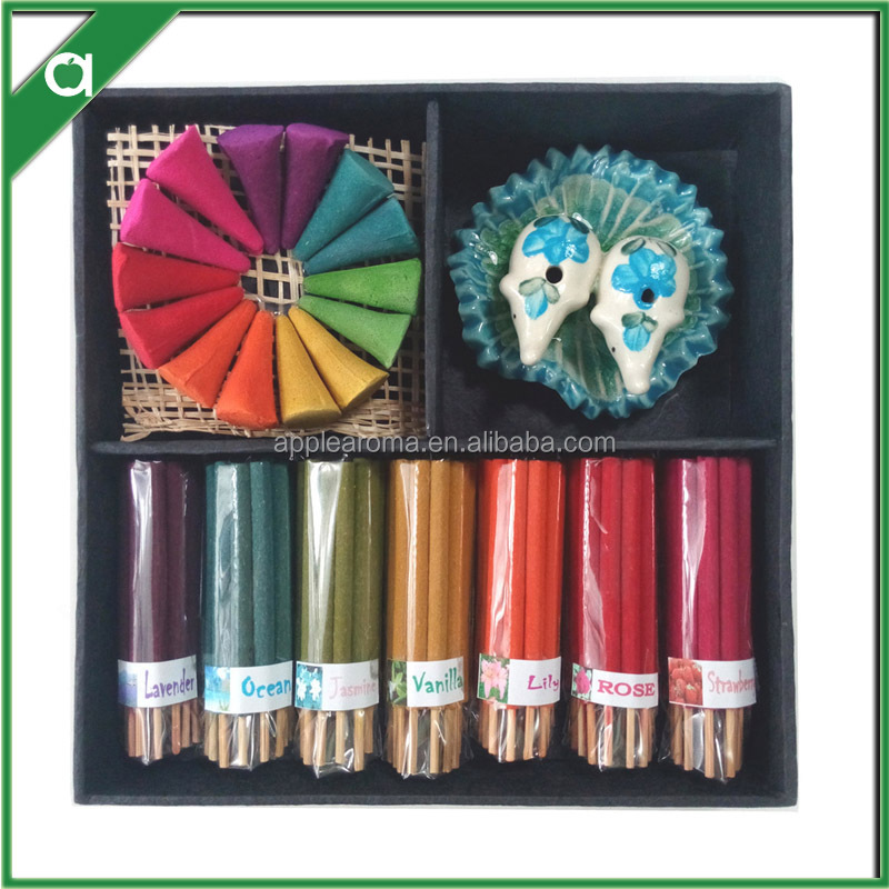 Factory Audited Aromatic Incense Cone/ Cone Incense/ Incense Stick