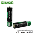 KingKong high capacity carbon zinc um3 r6 aa 1.5v batteries dry cell battery