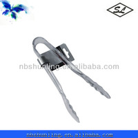 24cm plastic food serving tongs