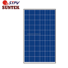poly solar panel with good price solar panel poly 220w 12v
