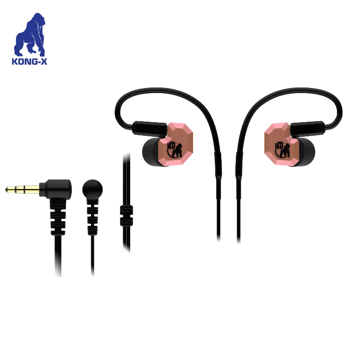 good quality low price europe market surround stereo wired mobile earphone