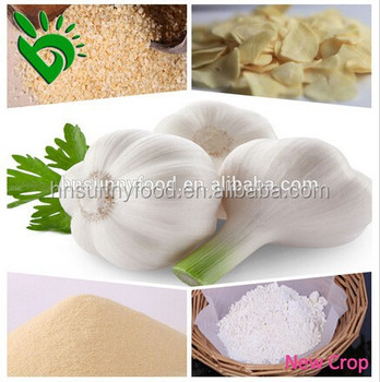 Professional Manufacturer Dry Garlic Products