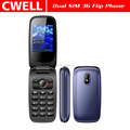 UNIWA WF01 2.4 inch Good Quality Dual SIM Multi Color Feature Phone 3G