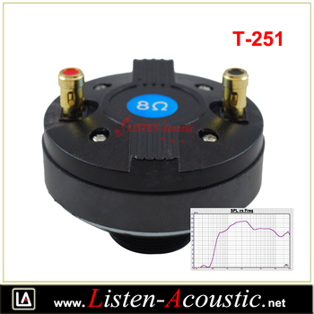 T-251 Professional Speaker 8ohm Tweeter